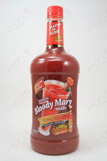 Master of Mixes 5 Pepper Extra Spicy Bloody Mary Mix 1.75L