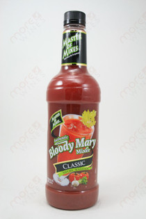 Master of Mixes Classic Bloody Mary Mix 1L