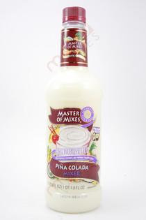 Master of Mixes Pina Colada Mix 1L