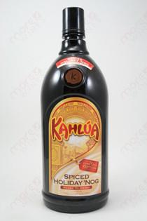 Kahlua Spiced Holiday Nog 1.75L