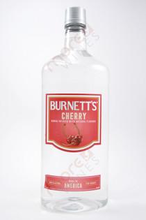 Burnett's Cherry Vodka 1.75L