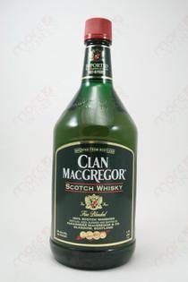 Clan MacGregor Scotch Whiskey 1.75L