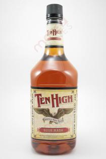 Ten High Whiskey 1.75L