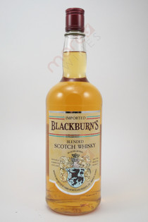 Blackburn's Scotch Whiskey 1L