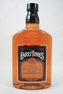 Early Times Whiskey 1.75L