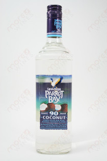 Captain Morgan Parrot Bay Coconut 90 Proof 750ml
