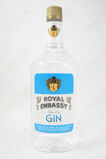 Royal Embassy Gin 1.75L