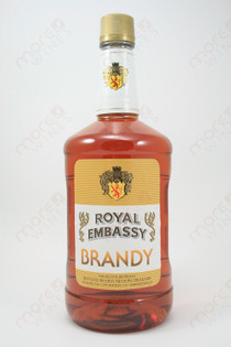 Royal Embassy Brandy 1.75L