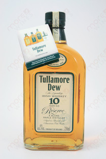 Tullamore Dew 10 Year Old Reserve 750ml