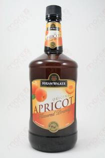 Hiram Walker Original Apricot Brandy Brandy 1.75L