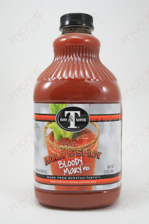 Mr & Mrs T Bold and Spicy Bloody Mary Mix 1.89L