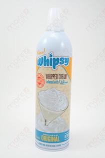 Whipsy Original Whipped Cream 375ml
