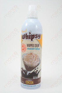 Whipsy Loco Cocao Whipped Cream 375ml