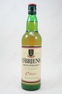 O'Briens Irish Whiskey 750ml