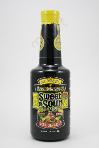 Dr. Swami & Bone Daddy's Sweet and Sour Mix 1L