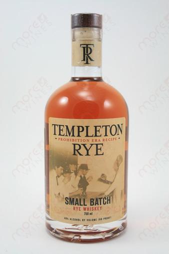 Templeton Rye Whiskey 750ml