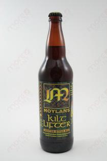 Moylans Kilt Lifter Scotch-Style Ale 22fl oz
