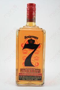 Seagram's Stone 7 Cherry Whiskey