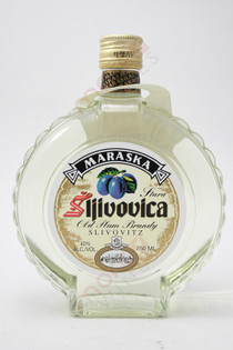 Maraska Slivovitz Old Plum Brandy 750ml
