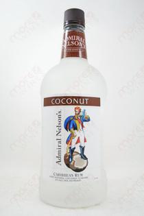 Admiral Nelson Coconut Rum 1.75L
