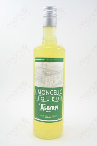 Alberti Limoncello Liqueur 750ml
