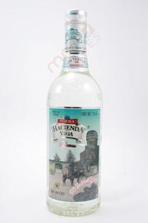 Hacienda Vieja Blanco Tequila 750ml