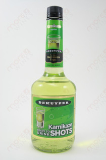 Dekuyper Kamikaze Shots 750ml