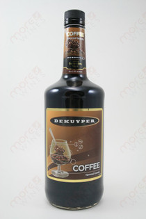 Dekuyper Coffee Brandy 1L