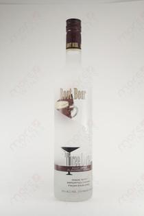 Three Olives Root Beer Vodka 750ml