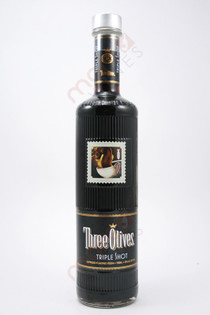 Three Olives Triple Shot Espresso 750ml