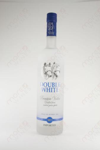 Double White Vodka  750ml