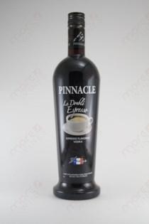 Pinnacle Espresso Vodka 750ml