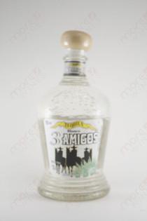 3 Amigos Blanco Tequila 750ml