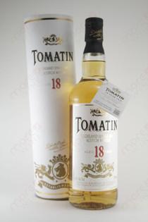 Tomatin Highland Single Malt 18 Years 750ml