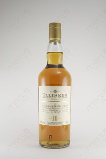 Talisker 18 Years Scotch Whisky 750ml