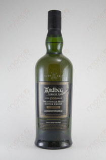 Ardbeg 1990 Islay Single Malt Whiskey 750ml