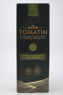 Tomatin 12 Year Old Single Malt Scotch Whisky 750ml