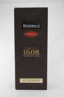 Bushmills Irish Whiskey 1608 Anniversary Edition 750ml