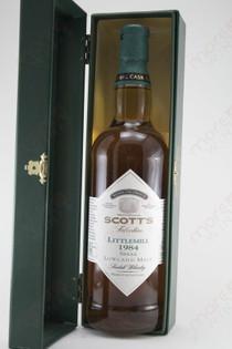 Scott's Selection Littlemill 1984 Single Lowland Malt 750ml