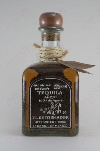 El Reformador Tequila Anejo 750ml