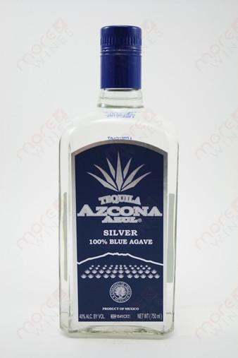 Azcona Azul Silver Tequila 750ml Morewines