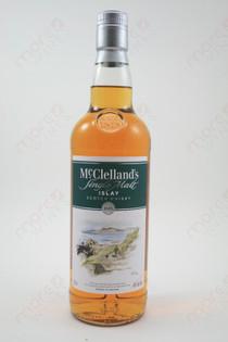 McClelland's Islay Single Malt 750ml