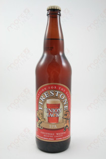 Firestone Union Jack IPA 22fl oz