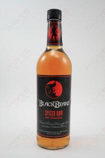 Black Beard Spiced Rum 750ml