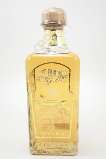 El Ultimo Agave Almond Tequila 750ml