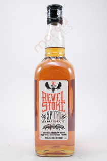 Revel Stoke Spiced Whisky 750ml