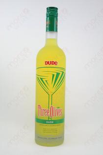 Three Olives Dude Vodka 750ml