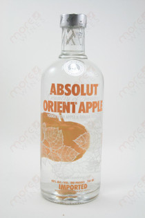 Absolut Orient Apple 750ml