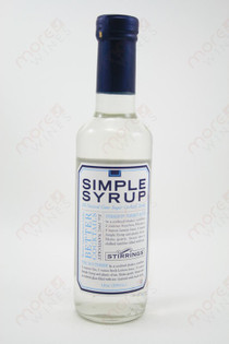 Stirrings Simple Syrup 12fl oz