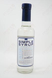 Stirrings Simple Syrup 12fl oz